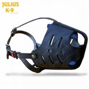 Julius K9 Leather Muzzle - 17204
