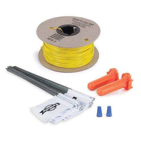 Boundary Kit - Extra 150 Metres of Wire & 50 Training Flags - PRFA-500