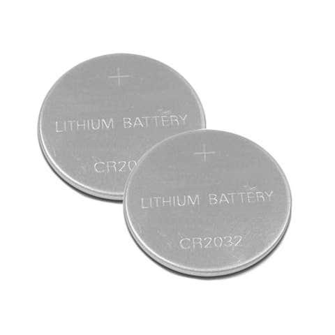 Lithium 3V CR2032 Battery (2 Pack)