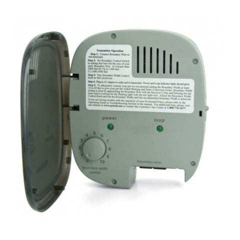 Replacement Transmitter for PetSafe Little Dog Deluxe Fencing System
