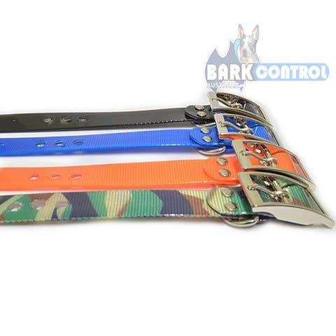 Heavy Duty 1-inch 3-Hole Collar Strap