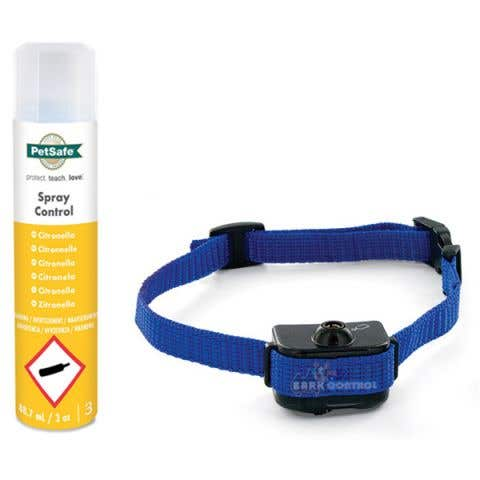 PetSafe Deluxe Little Dog Spray Bark Control Collar - PBC00-11283