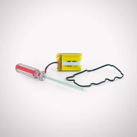 SportDOG SD-825E & SD-1225 Transmitter Battery (SAC00-12615)