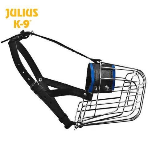 Julius K9 Metal Dog Muzzle