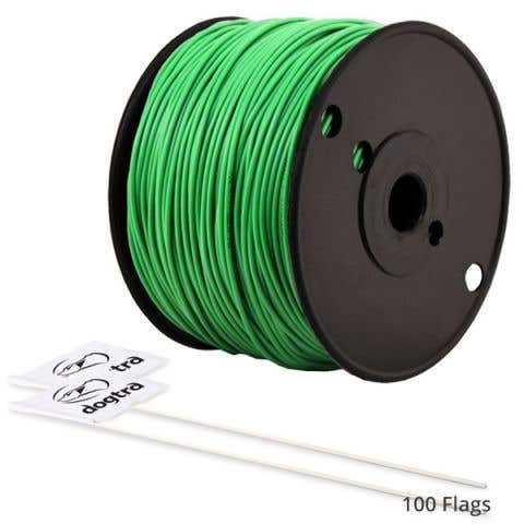300m Boundary Kit for the Dogtra E-Fence 3500 - Wire, Flags & Joiner
