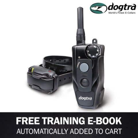 Dogtra 200C Remote Dog Training Collar - 1 Dog System