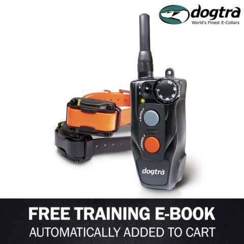 Dogtra 202C Remote Dog Training Collar - 2 Dog System
