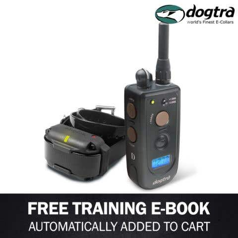 Dogtra 2300NCP Expandable Remote Dog Training Collar