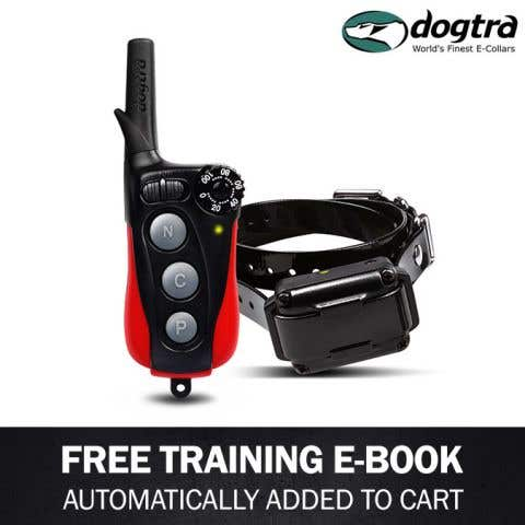 Dogtra IQ Plus Dog Training Collar