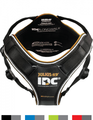 Julius K9 IDC LongWalk Y-Harness