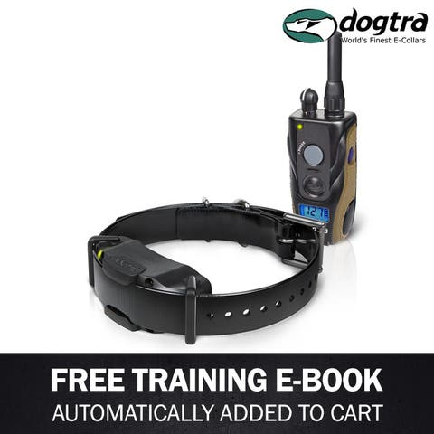 Dogtra 1900S Remote Training Collar - 1 Dog System