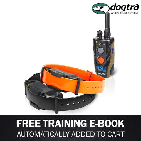 Dogtra 1902S Remote Training Collar - 2 Dog System