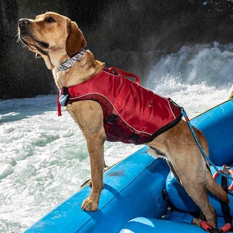 Kurgo Surf 'n' Turf Dog Life Jacket