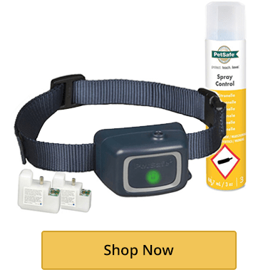 Citronella Spray Collars