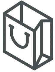 Simple Paper Bag Logo