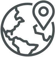 Simple Globe Logo