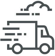 Simple Truck Logo