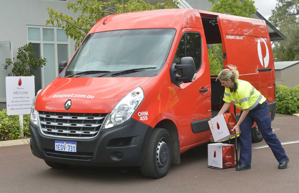 Australia Post Next Day Delivery - Express Post Zones