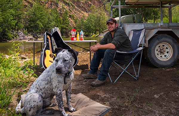 Dog-friendly camp sites + 7 tips for travelling with your dog