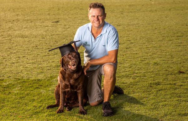 Exclusive Online Dog Training Offer - Interview with Mitch Watson, 'The Paw Professor'